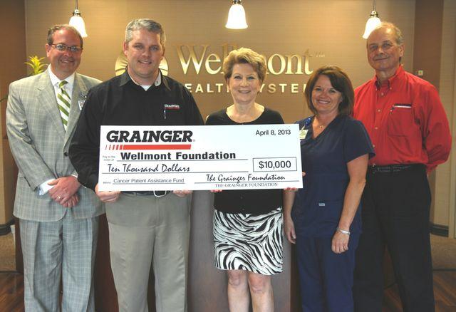 Grainger Foundation donation