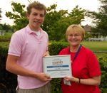 Marsh Regional high school winner