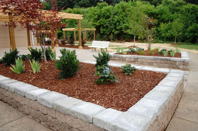 hospice healing garden