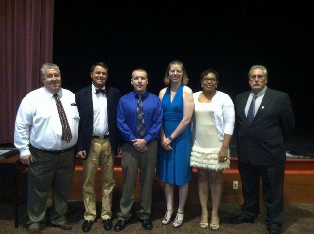 graduating ostoepathic residents 2013