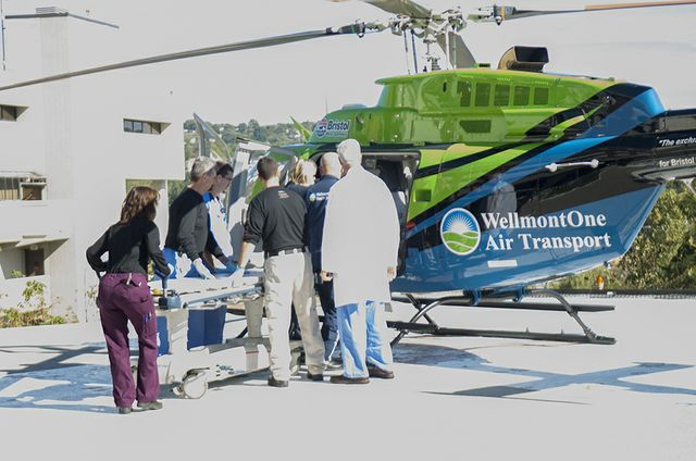 Holston Valley trauma event