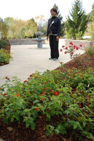 healing garden dedication 5