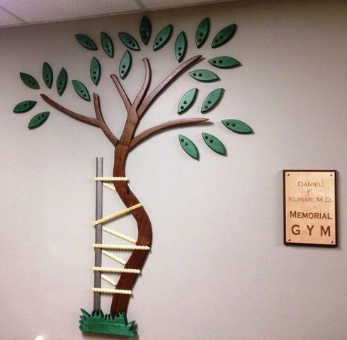 Dr. Klinar memorial gym