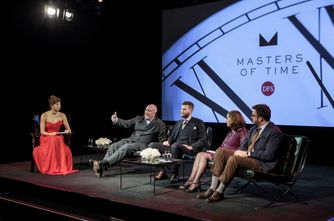 The sixth Masters of Time event commenced with a series of panel discussions on the latest watch and jewelry trends led by