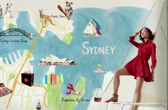 T GALLERIA BY DFS - FALL/WINTER 2014 - SYDNEY - CAMPAIGN VIDEO