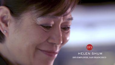DFS Fall 2016 Campaign Helen Shum