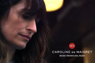 DFS Fall 2016 Campaign Caroline de Maigret