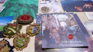 DFS Fall 2016 Campaign Tory Burch