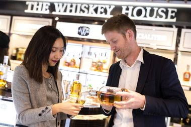So much more than just a store, The Whiskey House is an intuitive and experiential destination, where guests are encouraged to join the regular calendar of events and opportunities