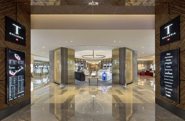 An expanded jewelry offering was also unveiled in December, bringing key luxury jewelry brands Tiffany & Co. and Van Cleef & Arpels to T Galleria by DFS, City of Dreams as well as new watches boutiques from Audemars