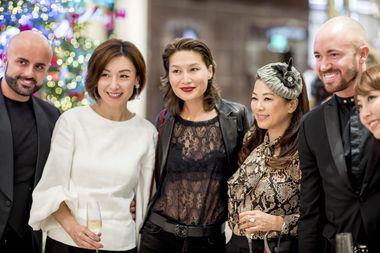 Lelia Chow, Helen Ma, Anton Cornelis