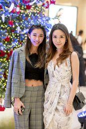 Tiffany Poon, Crystal Yam