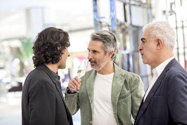 Vinay Melwani, Andrea Cucci, Vin Narain