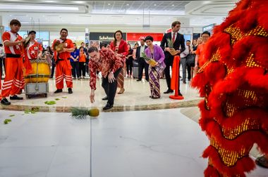DFS Terminal 4 Store Opening (4)