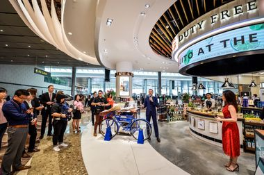 DFS Terminal 4 Store Opening (6)