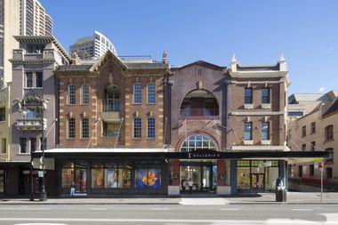 Sydney - Store Front