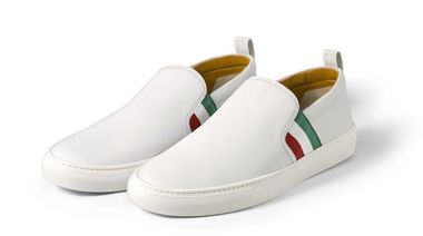 Bally_Slip-on Trainers