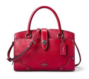 Coach_Leather Handbag