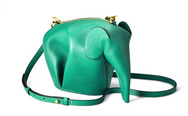 Loewe_Elephant Bag