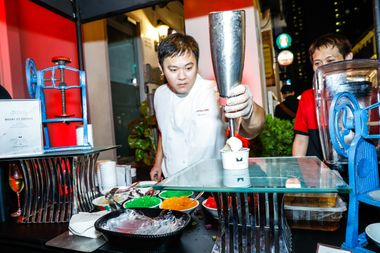Held along historic Tras Street, this year's Masters of Wines and Spirits celebrated the spirit and culture of Singapore