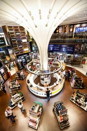 DFS T2 Wines & Spirits Duplex, Singapore Changi Airport
