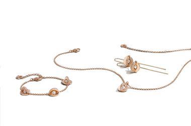 Swarovski Haves Bracelet, Pendant and Earrings