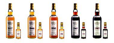 The Macallan _ The Macallan Fine & Rare Master's selection