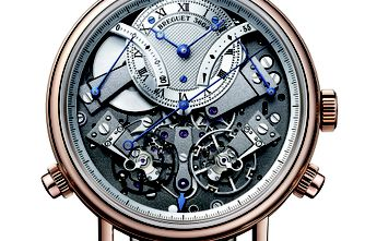 Breguet Tradition Independent Chronograph 7077