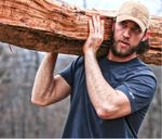Bumgarner attacks work like a workout at his ranch in North Carolina to showcase Carhartt Force® apparel in action.