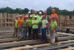 Charles Miles and his team will receive $2,500 in Carhartt work wear