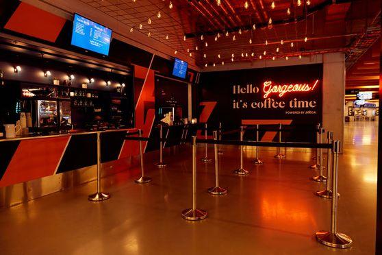 Ny coffee shop i Friends Arena